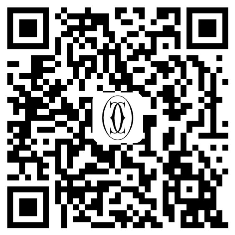 卡地亚微信公众号二维码